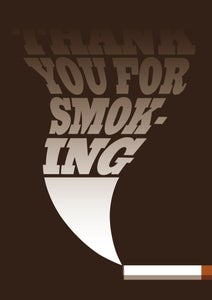 Image of Thank You For Smoking