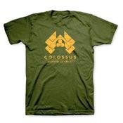 """Image of Colossus """"Nakatomi"""" T-Shirt"""