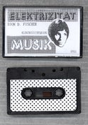 """Image of DION D. FISCHER  """"ELEKTRIZITATMUSIK""""  UFO1 c-74 - SOLD OUT"""