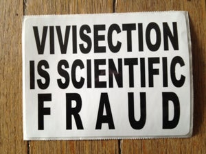 Image of Vivisection Sticker