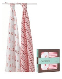 Image of 2 Pack Swaddling Wraps