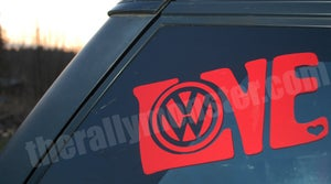Image of Groovy VW Sticker