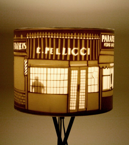 Image of Shadey Street Lampshade