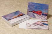 Image of Winter Rails Card Set