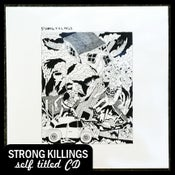 Image of Strong Killings S/T CD DSBR022