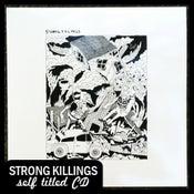 Image of Strong Killings S/T CD DSBR022