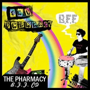 "Image of The Pharmacy ""B.F.F."" CD DSBR001"