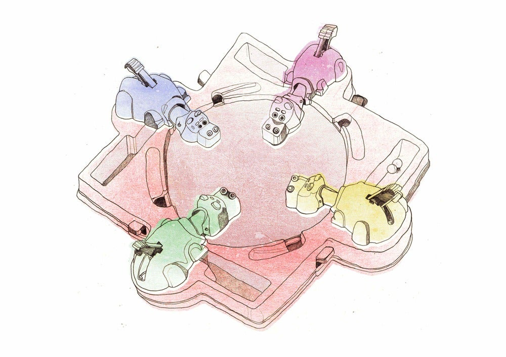 Image of Hungry Hippos