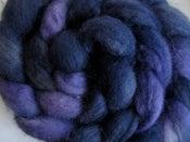 Image of Violet in Blue Jeans BFL Top (4.2 oz)