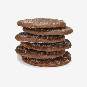 Image of Chocolate Orange Cookies