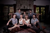 Image of The Ethnographers @Sound Stage Music Hall May 11