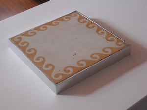 Image of Swirly edges trivet