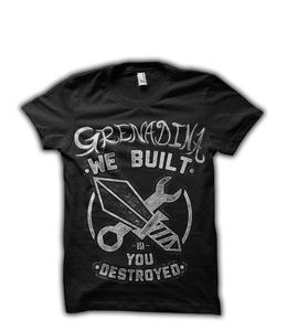 Image of We Built, You Destroyed