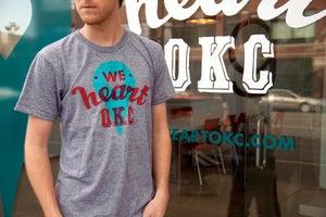 Image of We Heart OKC Shirt