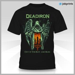 Image of DEADIRON Angel Tee