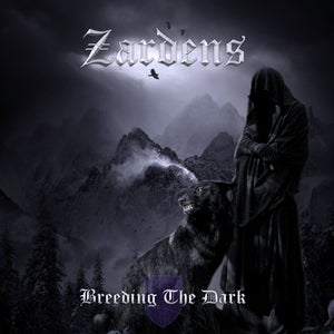 Image of ZARDENS - Breeding The Dark - CD album