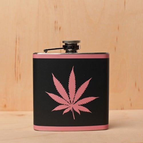 Image of Pink Leaf