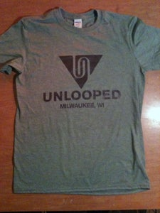 Image of Unlooped Logo T-Shirt