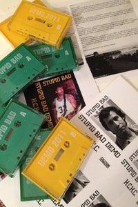 Image of Stupid Bad - Demo tape