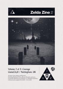 Image of Zelda Zine 2
