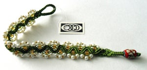Image of One Perfect Bead Bracelet