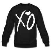 Image of CREW Love- Signature XO Crew Sweater