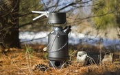 "Image of Ghillie Kettle 1.0 liter ANODIZED - Explorer ""COMPLETE KIT"""