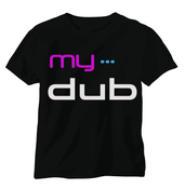 Image of My Dub Men's T-Shirt (Black)