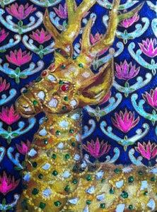 Image of Golden Deer