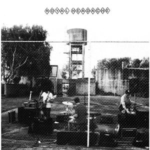 Image of Royal Headache S/T LP/CD back in Stock 5/20