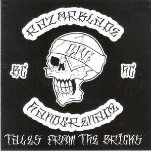 Image of RAZORBLADE HANDGRENADE -TALES FROM THE BRICKS CD