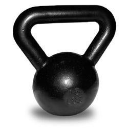 Image of 8 kg (Approx 18 lb) Kettlebell