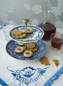 Image of  Cake stand China meets england