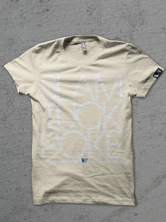 Image of State of Stance STP | Mens Tee Cream - *Preorder*