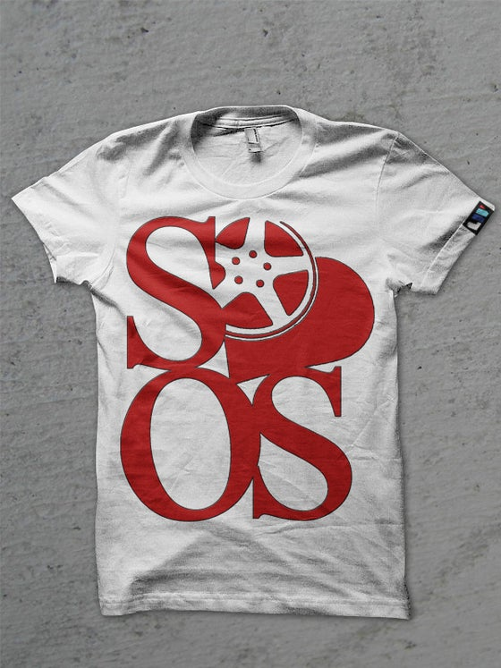 Image of State of Stance Heart | Men's & Women's Tee Heart/White - *Preorder*