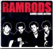 """Image of THE RAMRODS """"GIMME SOME ACTION"""" young soul rebels LP"""