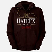 Image of HateFX, Beer N Better things hoodie