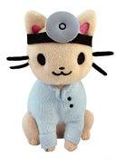 Image of Doctor Cat Plush