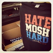 Image of 'Hate Mosh Hard' T-Shirt