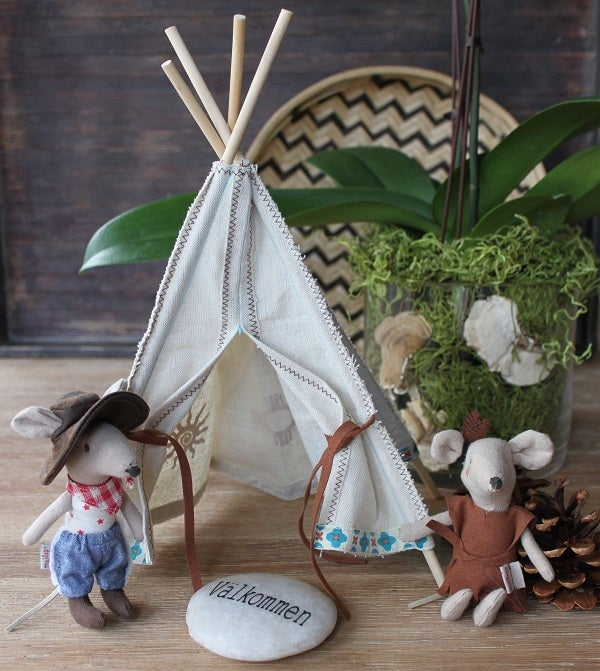 Image of Cotton Teepee