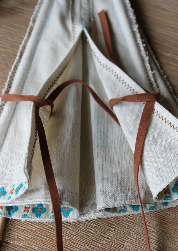 Image of Cotton Teepee