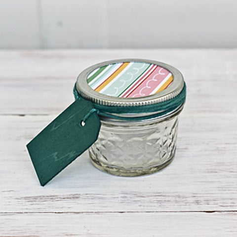 Image of Quilted Mason Jars