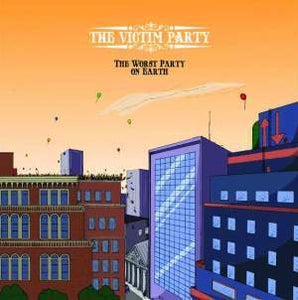 Image of The Victim Party - The Worst Party On Earth LP