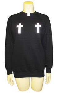Image of Naughty Vicar Crew Neck