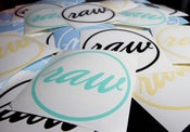 Image of Raw Die Cuts