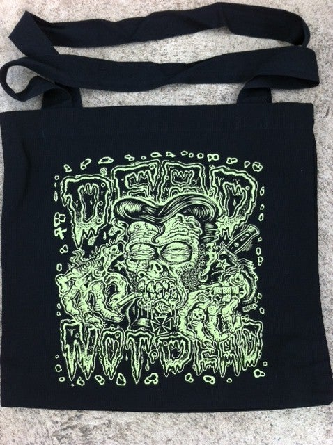 Image of Dead Not Dead Tote Bag