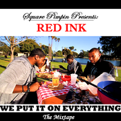 Image of Red Ink The Band - We Put it on Everything (BandCamp Purchase)