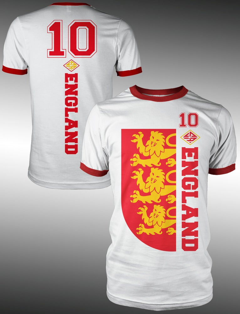 Image of 'England Graphic'