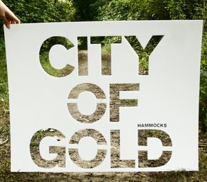 Image of hammocks - city of gold