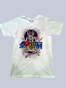 Image of MOnster Afterparty baphomet tee